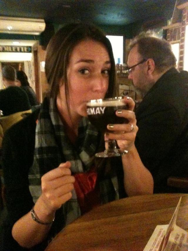 Exploring beer in Belgium