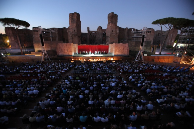 The Opera at the Baths of Caracalla