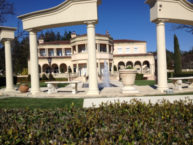The Gardens at Ferrari Carano