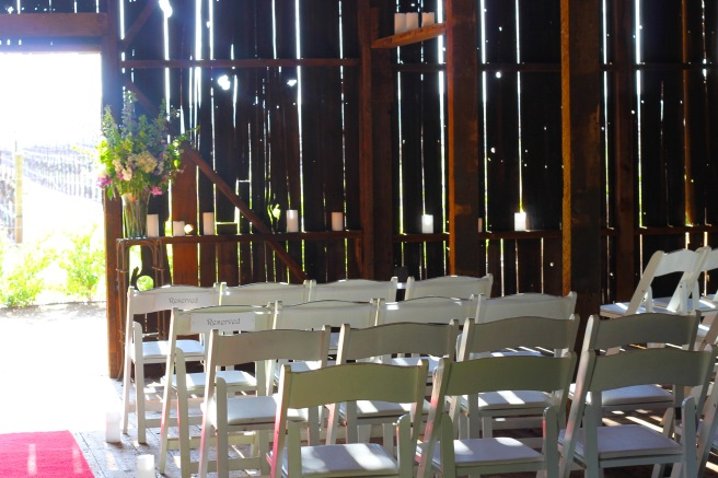 This is what I do at Soda Rock; put on weddings
