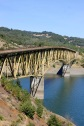 Lake Sonoma is a great spot for boating, fishing and you can actually kayak all the way to the ocean