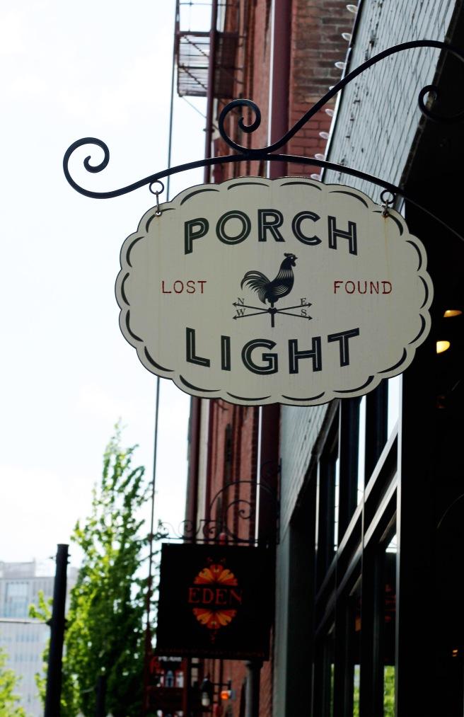Porch Light, Portland