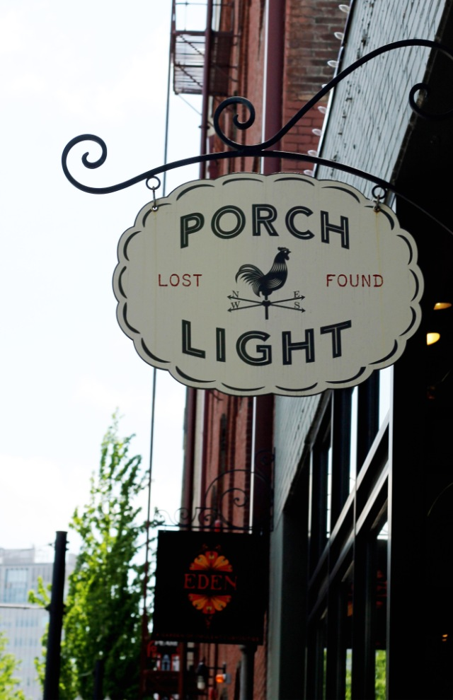 Porch Light, Portland