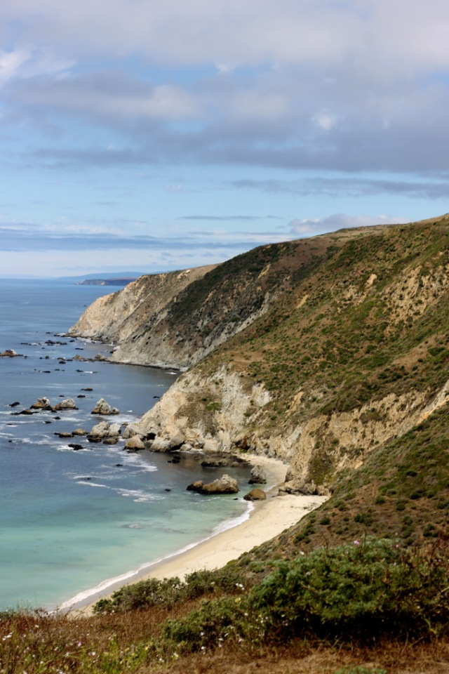Cliffs of Tomales Point