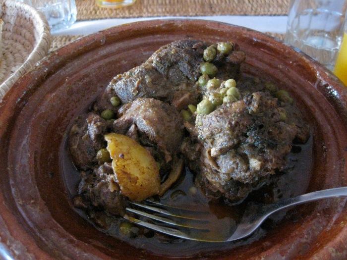 Lamb Tajine