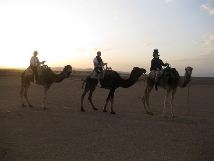 Sahara Desert!