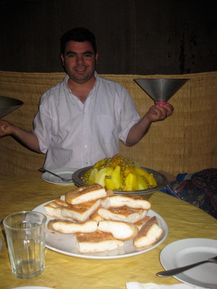 Moroccan Dessert Dinner