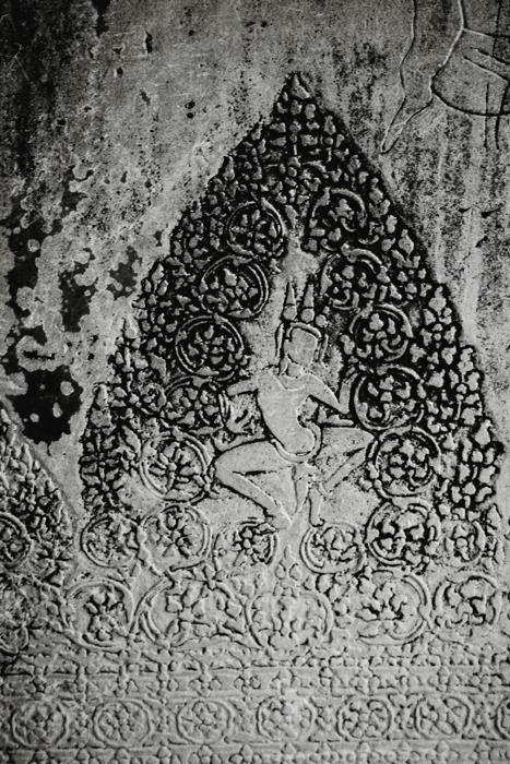 Angkor Wat Temple Details