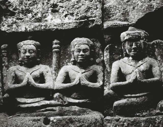 Sculptural Reliefs at Angkor Wat