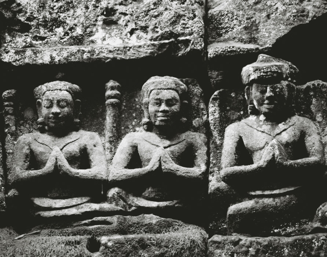 Sculptural Reliefs at Angkor Wat