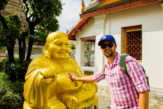 Alex and Buddha
