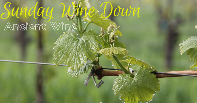 Sunday Wine Down: Ancient Wines