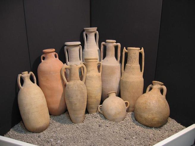 Greek Amphorae