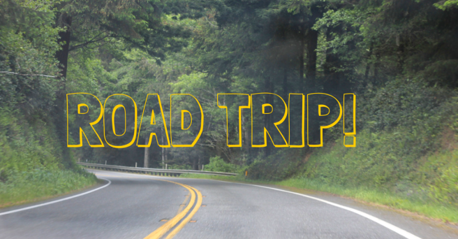 ROAD TRIP! USA